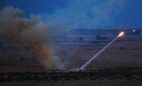 Сирийские ПВО сбили несколько ракет над южными районами Дамаска