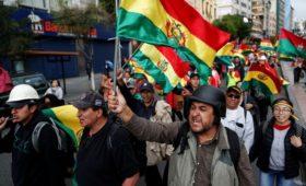 МИД России увидел за событиями в Боливии «лекала срежиссированного» путча