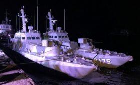 Адвокат объяснил нехватку оборудования на переданных Украине кораблях