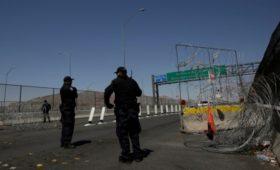 Пограничник США выстрелил в россиянина на границе с Мексикой