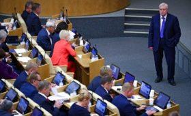 ВЦИОМ обнаружил запрос россиян на сменяемость партии власти