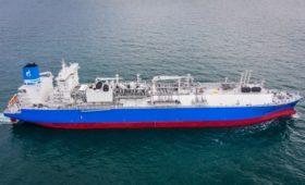 Судно «Газпрома» для газификации Калининграда уплыло в США