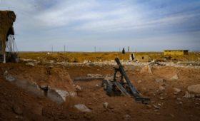 Военные сообщили о двух попытках прорыва бронетехники боевиков в Идлибе