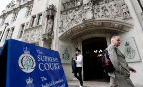 Россия и Украина вернулись в английский суд из-за спора о $3 млрд