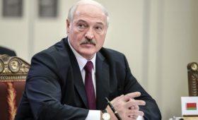 Лукашенко назвал Запад и НАТО гарантами суверенитета Белоруссии