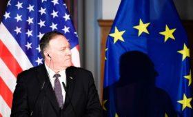 Помпео напомнил новому европейскому руководству об общей угрозе от России