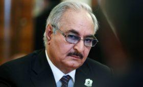 Фельдмаршал Хафтар объявил о начале «решающей битвы» за Триполи