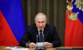 Путин назвал условия Киева по транзиту газа неприемлемыми