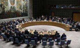 Россия и Китай внесли в СБ ООН резолюцию по смягчению санкций против КНДР