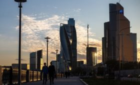 «Ведомости» узнали о планах «Яндекса» арендовать офис в «Москва-Сити»