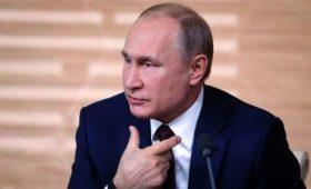 Путин назвал инфляцию 3,25% «очень хорошим показателем»