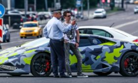 Lamborghini с номером «ВОР»: кого США и Британия назвали хакерами из Evil