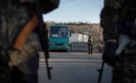 Киев подал к «пророссийским казакам» иск из-за казней в Донбассе