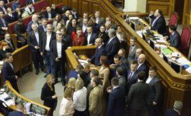 Оппозиция предъявила Зеленскому требования по переговорам с Россией