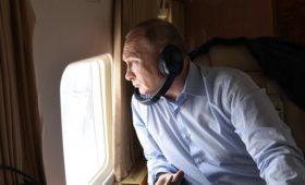 Пилоты самолета Путина рассказали о сложной посадке в Бишкеке