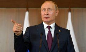 Кремль заявил о готовности Путина дать ответ Зеленскому на вопрос о Крыме