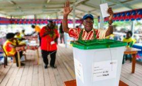 Жители Бугенвиля проголосовали за независимость своего острова