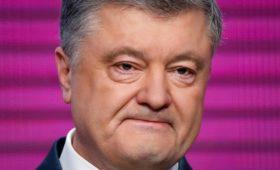 Следователи пришли за телевизорами из офиса партии Порошенко