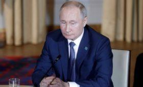 Путин вспомнил детский стишок по теме поставок газа Украине