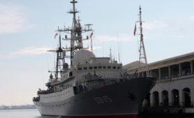 CNN узнал об опасных маневрах российского корабля-разведчика около США