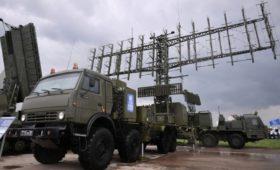 Минобороны заявило о создании радиолокационного поля вокруг России