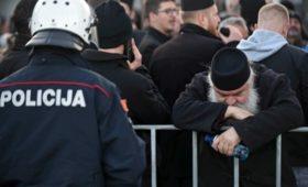 Президент Черногории подписал вызвавший массовые протесты закон о религии