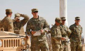 WSJ узнала о планах США перебросить на Ближний Восток 14 тыс. военных