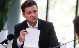 Президент Украины назвал сроки заключения контракта на транзит газа