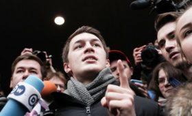 Кремль отказался комментировать приговор Егору Жукову