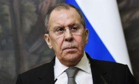 Лавров пообещал ответ на американские «санкции из ада»