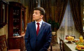 ТНТ не показал в сериале «Слуга народа» с Зеленским шутку про Путина