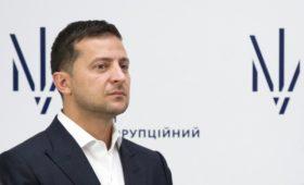 Зеленский отказался считать Украину «блюдом для больших боссов»