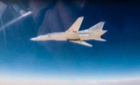 Минобороны ответило на сообщения о полете бомбардировщиков над Ираном
