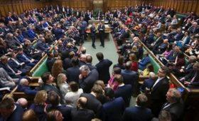 Британские депутаты во втором чтении одобрили соглашение о Brexit