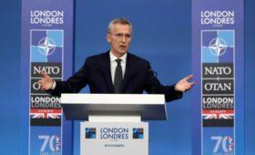 Генсек НАТО отказался называть Россию врагом альянса