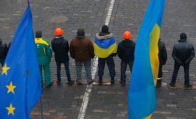 Число желающих вступить в ЕС украинцев после саммита выросло на 11%