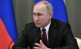 Песков указал на влияние авторитета Путина при обмене пленными в Донбассе
