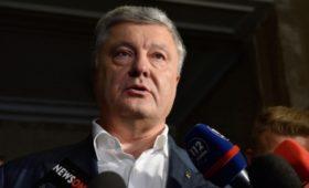 Порошенко посоветовал властям Украины строить стену на границе с Россией