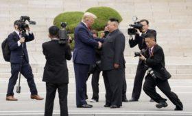 Трамп напомнил Ким Чен Ыну о риске «потерять все»