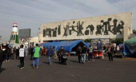 В Багдаде протестующие начали штурм посольства США