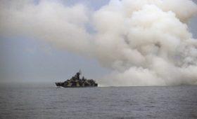Киев создал в Азовском море новое подразделение из боевых кораблей
