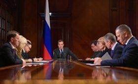 Медведев предложил обжаловать решение WADA по российским спортсменам