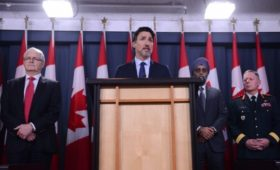 Канада подтвердила наличие данных о попадании ракеты в Boeing в Иране