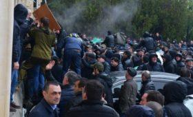 В Абхазии завели уголовное дело после протестов в Сухуме
