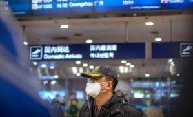 Аэропорт Уханя отменил все рейсы в Москву на фоне вспышки коронавируса