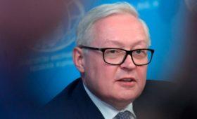Россия и США провели консультации по стратегической безопасности