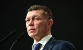 Максим Топилин уйдет с поста министра труда и соцзащиты