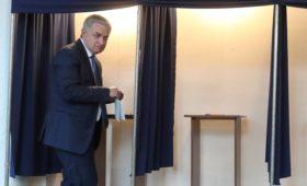 Вице-президент Абхазии заявил об отказе Хаджимбы от участия в выборах