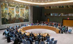 Россия представила ООН доказательства фальсификации химатаки в Сирии