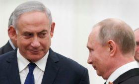 Нетаньяху раскроет Путину в Москве детали «сделки века» с США